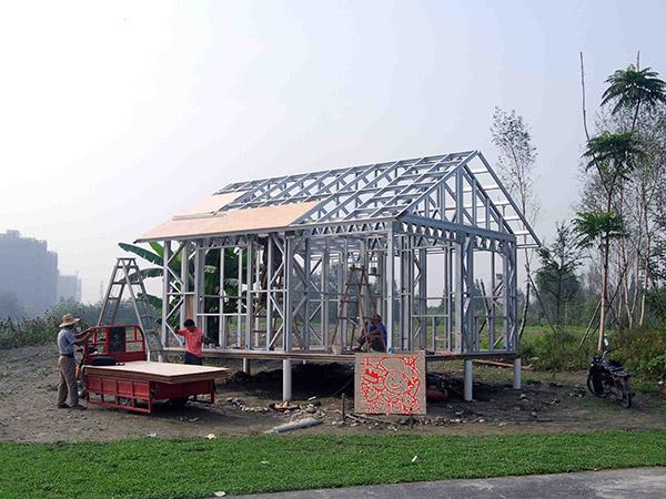 VWIN体育娱乐场房屋建造
