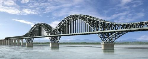桥梁结构应用