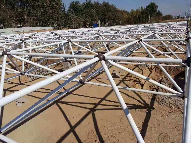 网架结构建造